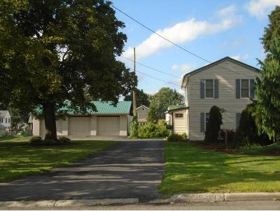 Broome County, Cayuga County, Chenango County, Cortland County, Delaware County, Tioga County, Tompkins County Single Family Home For Sale: 97 Nowlan Rd
