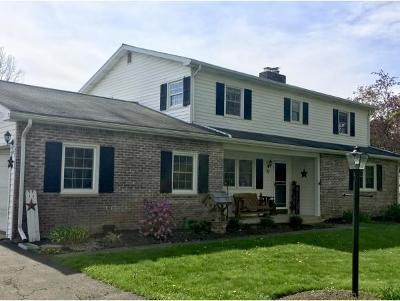 Apalachin Single Family Home For Sale: 70 Wicks Road