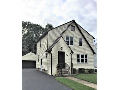 Endicott NY Single Family Home For Sale: $112,750