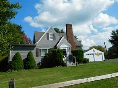 Conklin NY Single Family Home For Sale: $162,000