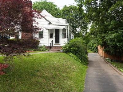 Binghamton NY Single Family Home For Sale: $129,500
