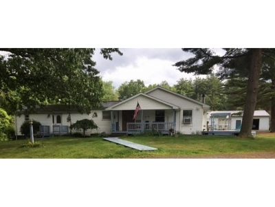 Binghamton Single Family Home For Sale: 2431 Nys Route 12