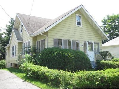 Binghamton NY Single Family Home For Sale: $49,000