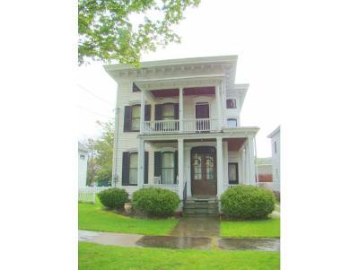 Broome County, Chenango County, Cortland County, Tioga County, Tompkins County Single Family Home For Sale: 12 Washington Avenue N.