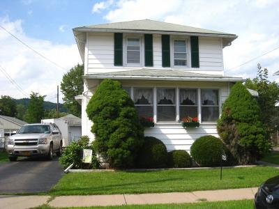 Endicott NY Single Family Home For Sale: $95,500