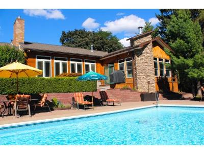 Binghamton Single Family Home For Sale: 307 Riverside Drive