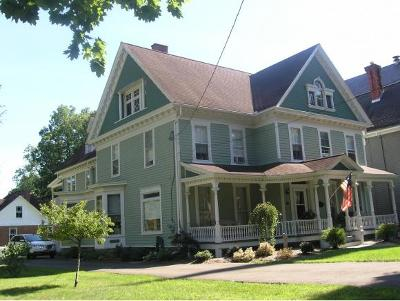 Broome County, Chenango County, Cortland County, Tioga County, Tompkins County Single Family Home For Sale: 314 Main Street