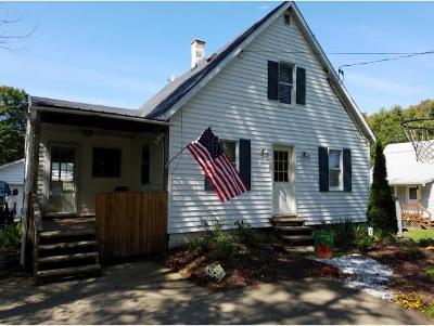 Broome County, Chenango County, Cortland County, Tioga County, Tompkins County Single Family Home For Sale: 529 Hoadley Hill Road