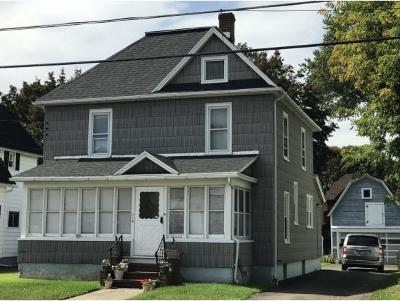 Endicott NY Single Family Home For Sale: $74,900