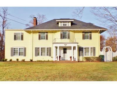 Binghamton Single Family Home For Sale: 999 Vestal Ave