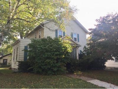Binghamton NY Single Family Home For Sale: $65,000