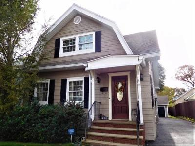 Endicott NY Single Family Home For Sale: $139,500