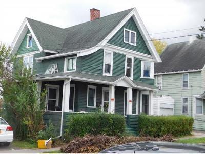 Binghamton Multi Family Home For Sale: 50 Clarke St