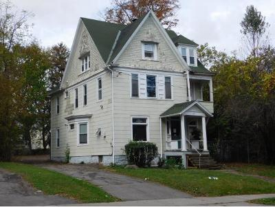 Binghamton Multi Family Home For Sale: 99 Chestnut