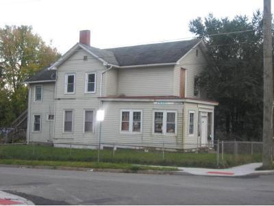 Binghamton NY Multi Family Home For Sale: $39,000