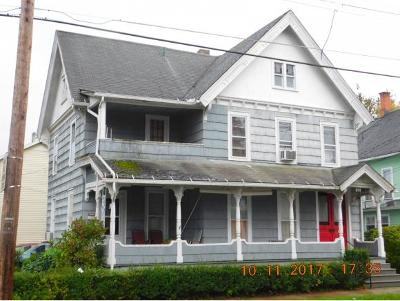 Binghamton Multi Family Home For Sale: 190 Hawley Street