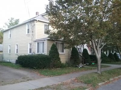 Multi Family Home For Sale: 106 N. Roosevelt Ave