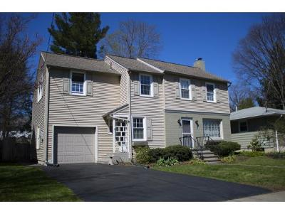 Broome County, Chenango County, Cortland County, Tioga County, Tompkins County Single Family Home For Sale: 35 Rugby Rd