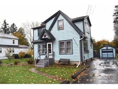 Single Family Home For Sale: 1120 Conklin Road