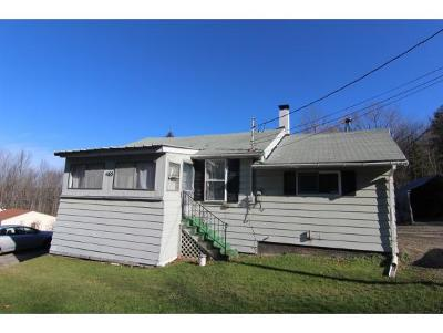 Single Family Home For Sale: 465 Morgan Rd