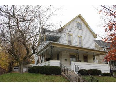 Multi Family Home For Sale: 3 Burr Avenue