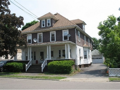 Multi Family Home For Sale: 20-22 Oliver Street