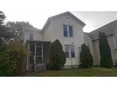 Sayre PA Single Family Home For Sale: $14,900