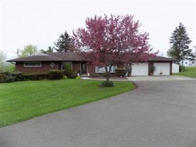 Endicott NY Single Family Home For Sale: $208,500