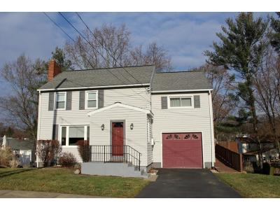 Endwell NY Single Family Home For Sale: $139,900