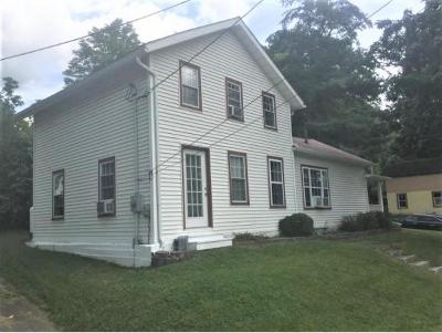 Whitney Point NY Single Family Home For Sale: $104,900