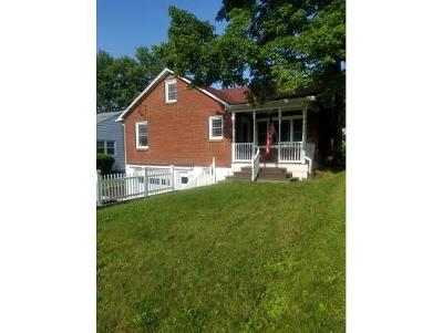 Binghamton Single Family Home For Sale: 133 1/2 Washington St.