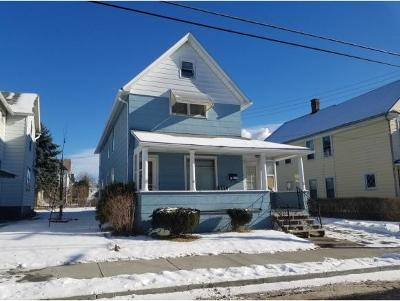 Binghamton Multi Family Home For Sale: 22 Colfax