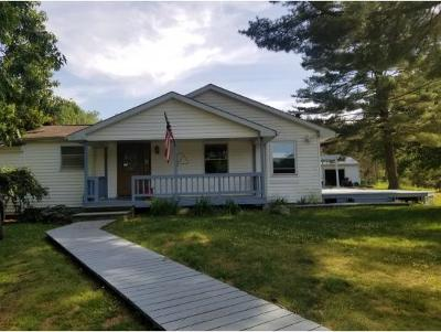 Chenango Forks Single Family Home For Sale: 2431 Rt 12