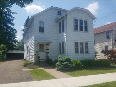 Endicott NY Multi Family Home For Sale: $114,900