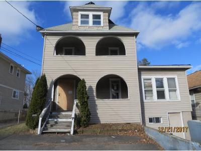 Binghamton Multi Family Home For Sale: 337 Conklin Ave