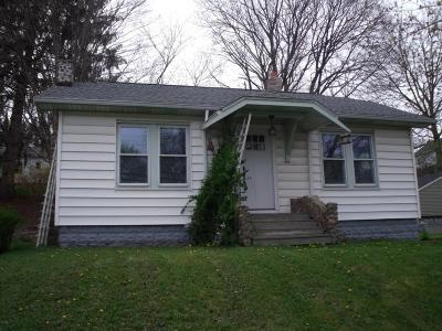 Binghamton Single Family Home For Sale: 611 River Rd