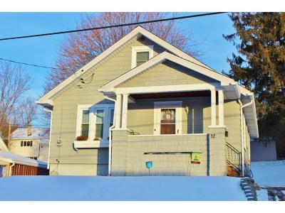 Binghamton Single Family Home For Sale: 12 Sunset Ave