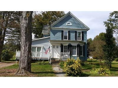 Greene NY Single Family Home For Sale: $148,000