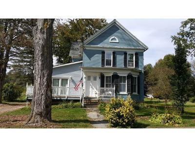 Greene NY Single Family Home For Sale: $148,000