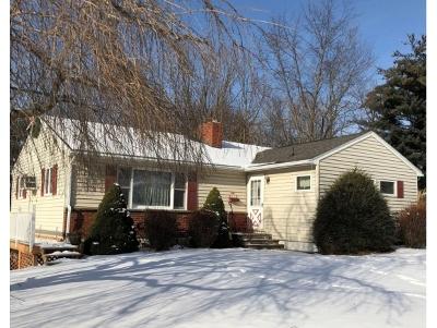 Vestal NY Single Family Home For Sale: $135,000