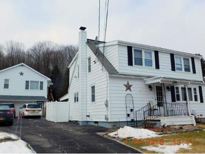 Binghamton NY Single Family Home For Sale: $145,000