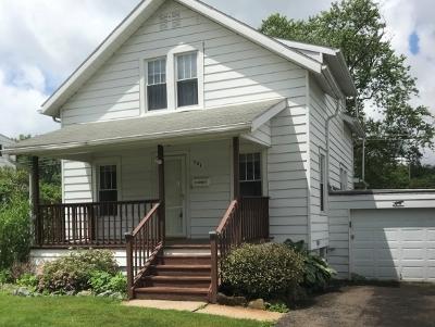 Endicott NY Single Family Home For Sale: $104,900