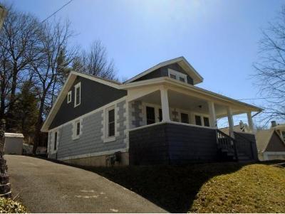 Binghamton NY Single Family Home For Sale: $99,900