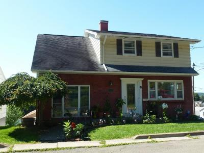 Johnson City NY Single Family Home For Sale: $149,000