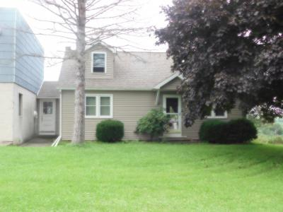 Newark Valley NY Single Family Home For Sale: $129,900