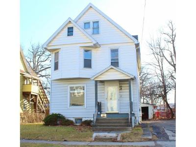 Broome County, Cayuga County, Chenango County, Cortland County, Delaware County, Tioga County, Tompkins County Single Family Home For Sale: 11 Schubert Street