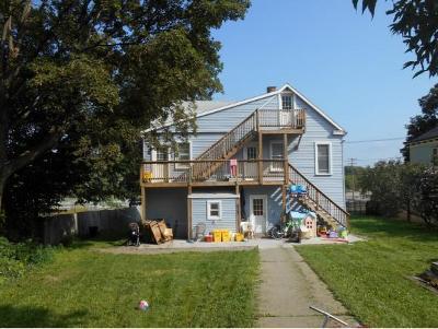 Binghamton Multi Family Home For Sale: 158 Conklin Ave