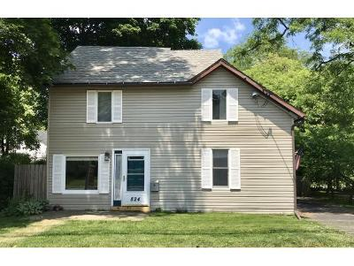 Broome County, Cayuga County, Chenango County, Cortland County, Delaware County, Tioga County, Tompkins County Single Family Home For Sale: 824 Front Street