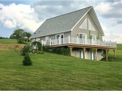 Whitney Point NY Single Family Home For Sale: $213,400