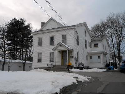 Binghamton Multi Family Home For Sale: 329-333 Conklin Avenue